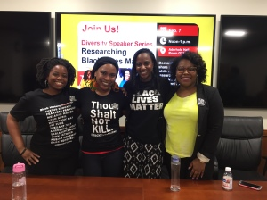 Your favorite #BLM researchers!